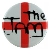 The Jam - 'Name St George' Button Badge